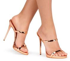 AIWEIYi Womens Roman Style High Heel Stiletto Open Toe Dress Sandals