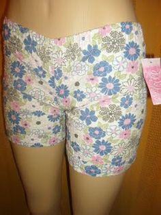 Brecho Online - Belas Roupas: Shorts Visual