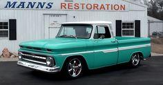 manns restoration 1964 chevy c10 custom truck