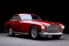 Ferrari 340 America - Perfection in red! #SuperCar #Speed #Power #Performance #Cars #CarShowSafari