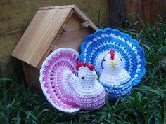 Купить Пасхальная курочка в пышной юбочке - комбинированный, пасхальная курочка, курочка, Пасха, петушок, пасхальная
