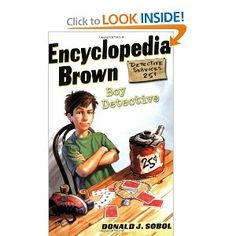 encyclopedia brown cracks the case book report