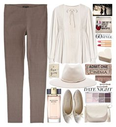 """60-Second Style:Last Minute Date"" by grozdana-v ❤ liked on Polyvore featuring Sarah Pacini, rag & bone, Chanel, Estée Lauder, Sephora Collection, women's clothing, women, female, woman and misses"