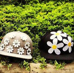 Floral SnapBacks