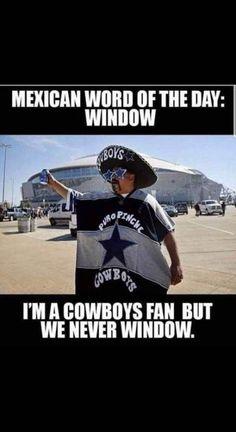 Funny Cowboy Memes, Cowboy Humor, Funny Football Memes, Funny Sports Memes, Sports Humor, Funny Sayings, Golf Humor, Dallas Cowboys Jokes, Cowboys Memes
