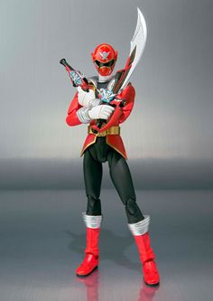 gokai red (super sentai)