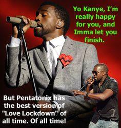 Interrupting Meta-Kanye