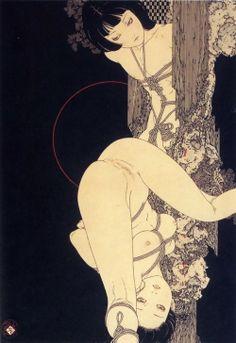 Ero guro -  Rosana Raven ☥~ Takato Yamamoto