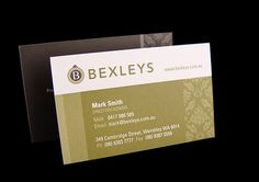 15 Cool Real Estate Agent Business Cards 2