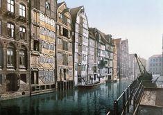 Hamburg Holländerbrücke (1890-1900)