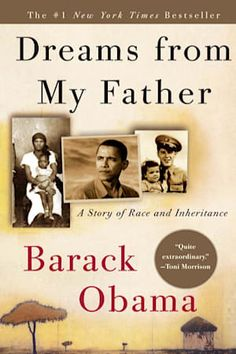 Dreams from My Father: A Story of Race and Inheritance by Barack Obama book ebook pdf epub Best Biographies and Memoirs to read in a lifetime. Best Autobiographies, Best Biographies, Michelle Obama, This Is A Book, The Book, Barack Obama Book, Obama President, Biography To Read, Biography Project