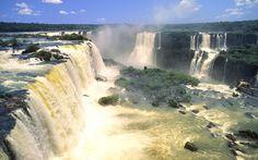 As cachoeiras mais fantásticas do mundo - Destinos Internacionais - iG