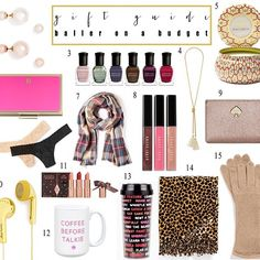 Did you catch yesterday's gift guide on the blog? Every item here is under $50! Shop the post... @liketoknow.it www.liketk.it/Fpmk #liketkit
