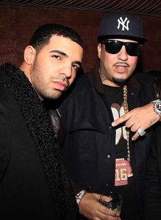Drake Loses $60,000 bet to French Montana over NBA playoffs