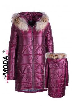Zimná bunda BZ40 Fur Coat, Winter Jackets, Fashion, Winter Coats, Moda, Winter Vest Outfits, Fur Coats, Fasion, Trendy Fashion
