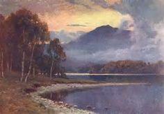 loch Katrine      Perthshire Scotland -