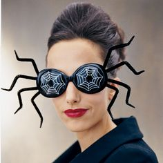 Charmed Costumes: Spider Shades and more on MarthaStewart.com