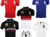 Ralph Lauren Poloshirt Black Watch