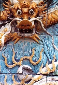 The Emperors Deagon By Wandering Dan Dragon Is Symbol Of Emperor In China