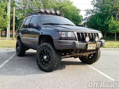 Jeep Grand Cherokee WJ #3