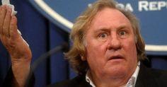 28 de novembro de 2015: Gérard Depardieu admite ser alcoólico (DN) Com: Gerard Depardieu