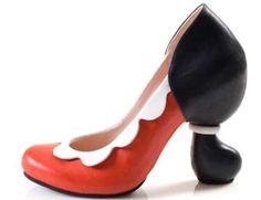 Olive Oyl shoes