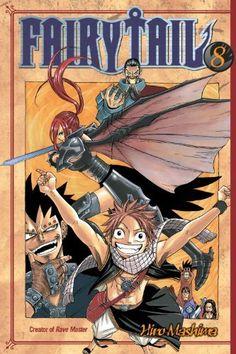 Fairy Tail, Vol. 8 by Hiro Mashima. Save 20 Off!. $8.79. Reading level: Ages 13 and up. Author: Hiro Mashima. Publisher: Kodansha Comics (June 14, 2011)