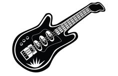 Music Guitar Silhouette Vector Free Download Music Silhouette, Silhouette Vector, Vector Free Download, Music Guitar, Vector Design, Music Instruments, Free Vector Downloads, Musical Instruments