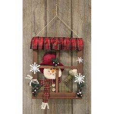 Christmas Window Decorations, Christmas Frames, Christmas Wood, Christmas Centerpieces, Retro Christmas, Christmas Snowman, Christmas Projects, Christmas Wreaths, Christmas Ornaments