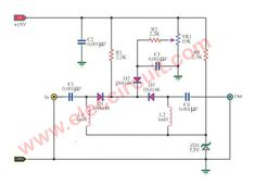 Attenuate variable radio frequency Radio Frequency, Voltage Divider, Circuit Design, Circuit Diagram, Variables, Circuits, Control