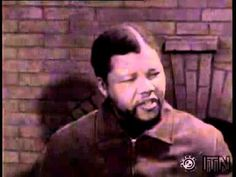Nelson Mandela first interview 1961 Nelson Mandela, Before Us, Art History, Things To Think About, Interview, Knowledge, Politics, In This Moment, Shit Happens