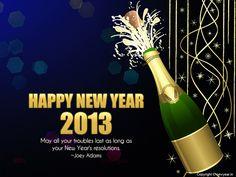 Happy New Yer 2013.........
