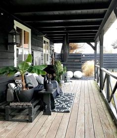 26 DIY Garden Privacy Ideas That Are Affordable & Incredible Outdoor Rooms, Outdoor Gardens, Outdoor Living, Outdoor Decor, Outdoor Lounge, Design Exterior, Patio Design, Outside Living, Back Patio
