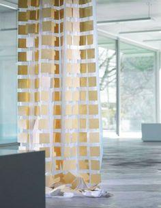 """Rideau, Panneau """"Elwood"""", création Baumann - 40 idées de rideaux pour faire rêver vos fenêtres"""