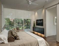 contemporary bedroom by Phil Kean Designs