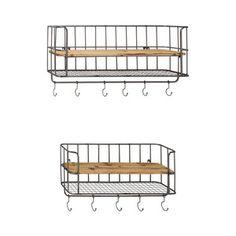 Wonderland Wall Shelves - Set of 2