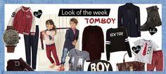 Look of the week: Tomboy