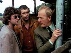 The professionals...70's crime drama on the edge