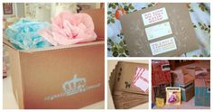 The Outer Package  Make sure the outer box is durable and appropriate for what you are sending. Many sellers ship in fairly simple boxes, but these are some interesting ideas for jazzing it up if you like.