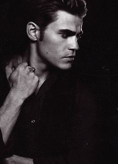Stefan Salvatore...from Vampire Diaries