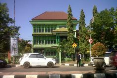 SMAN 1 Cirebon Jalan dr Wahidin Sudirohusodo, Kota Cirebon, Jawa Barat, Indonesia. photo cp 19 Juli 2014