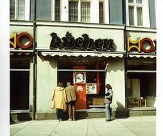 Erfurt - Karl Marx statt Küchen, 1983 | Foto: Uwe Gerig