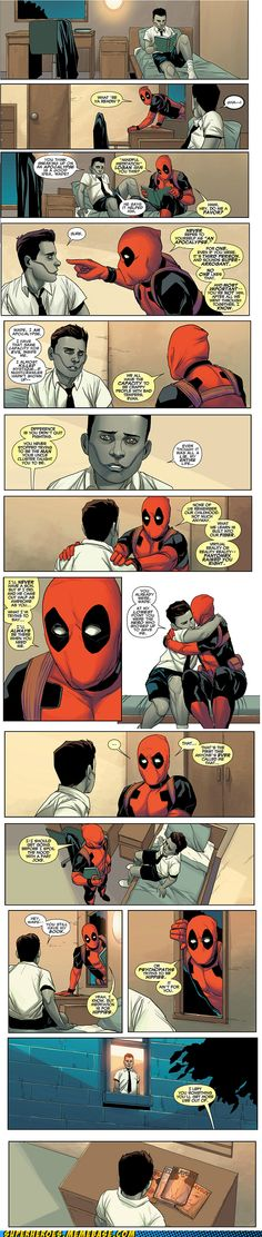 9 of the Strangest, Sexiest, Deadpooliest Moments