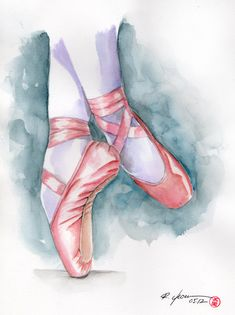 Ballet On sale society6.com/product/sneaker-b… or www.redbubble.com/people/rchae…