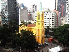 Igreja Nossa Senhora do Rosário dos homem pretos.