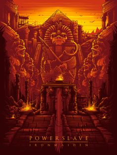 Dan Mumford Iron Maiden & Assassins Creed Artist Edition Print Release