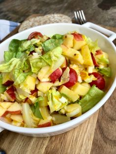 Pikáns tojássaláta - GastroHobbi Fruit Salad, Cobb Salad, Potato Salad, Mac, Potatoes, Ethnic Recipes, Food, Fruit Salads, Potato