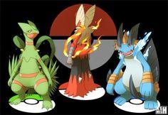 fake mega evolutions