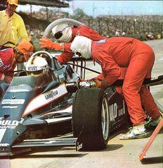 Rick Mears (Penske-Cosworth) 5ème des 500 Miles d'Indianapolis 1980 - sport-auto juin 1980