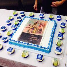 Pioneer School Cake